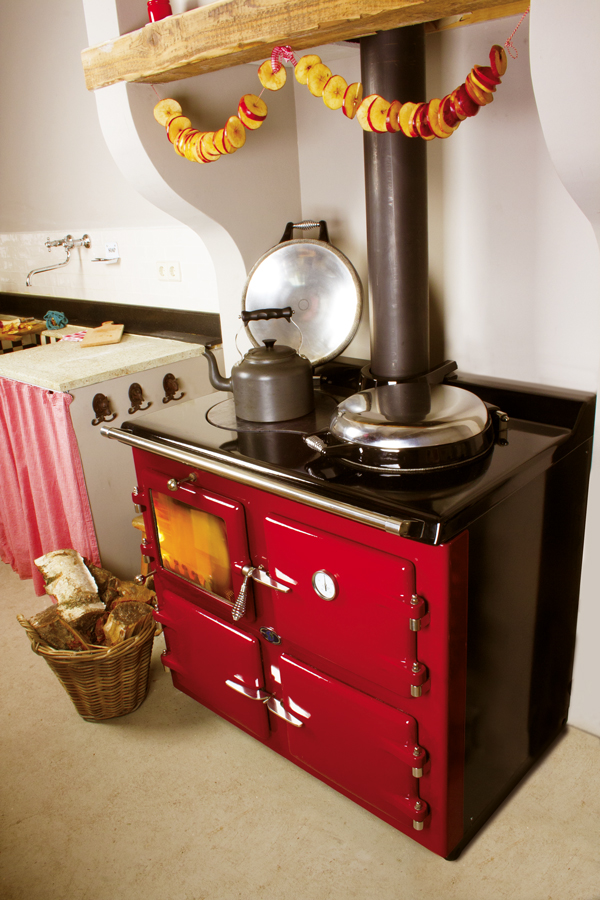 Thornhill Range Cookers - Wood