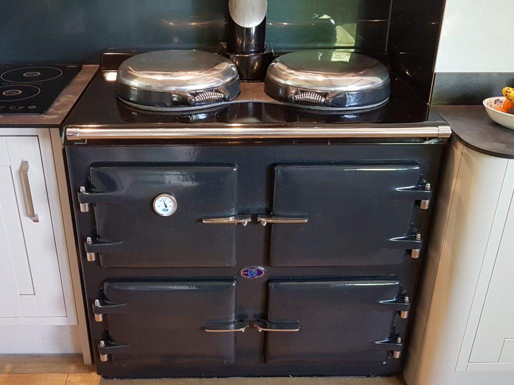 Thornhill Aga 3 oven Oil Gas range